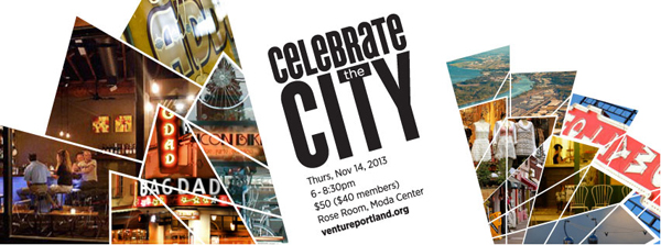 Celebrate the City - November 14, 2013 - Buy Tickets
